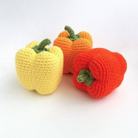 Pepper Crochet Pattern at Makerist
