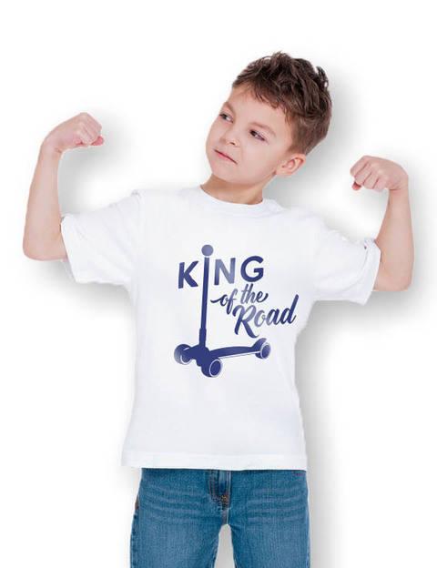 King of the road small Plotterdatei