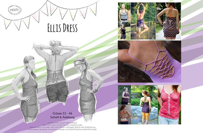 Ellis Dress bei Makerist - Bild 1