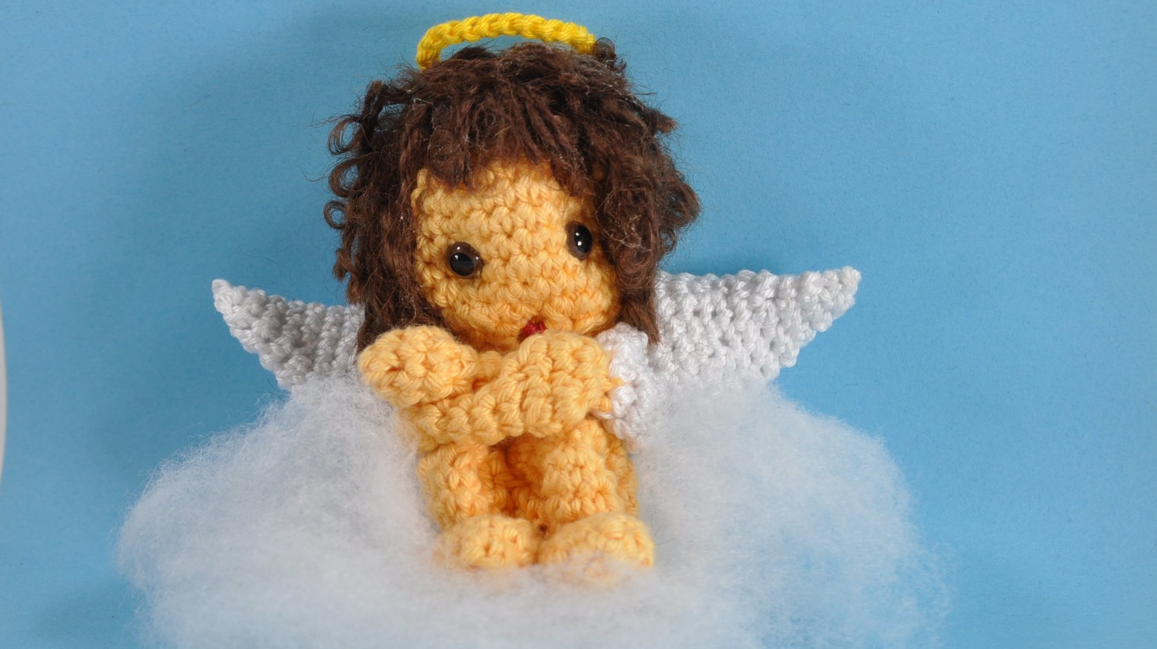 Chicken Little / DROPS Extra 0-769 - Free crochet patterns by ... | 941x1676