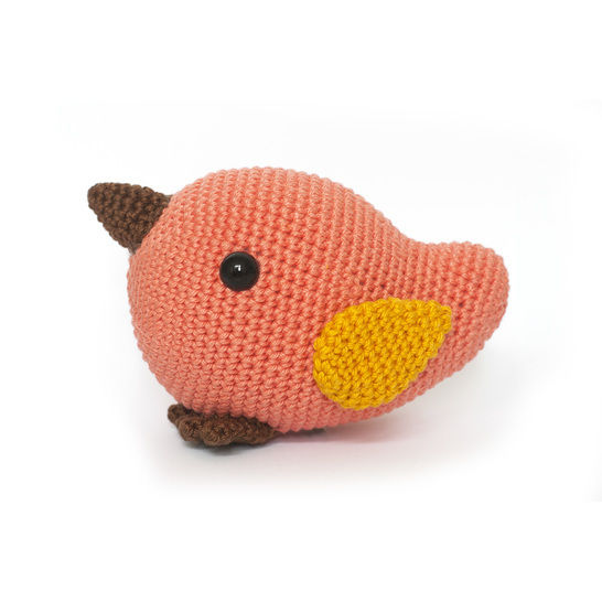Cute Bird amigurumi crochet pattern at Makerist - Image 1