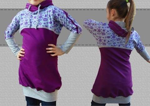 BeeDress Longshirt Gr. 104 - 164