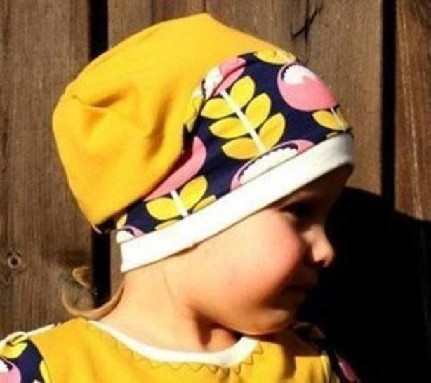 eBook Turn Beanie WAVE 3 Sizes  at Makerist - Image 1