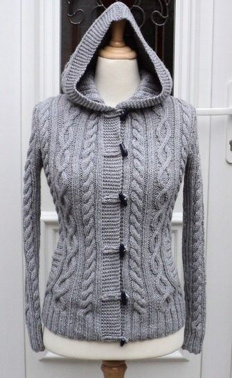 Women's Valerie Cardigan - Knitting Pattern at Makerist - Image 1