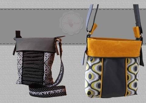 Tasche in 2 Größen BeeBag No.1  bei Makerist