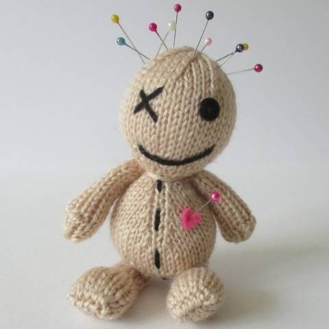 Voodoo Doll at Makerist
