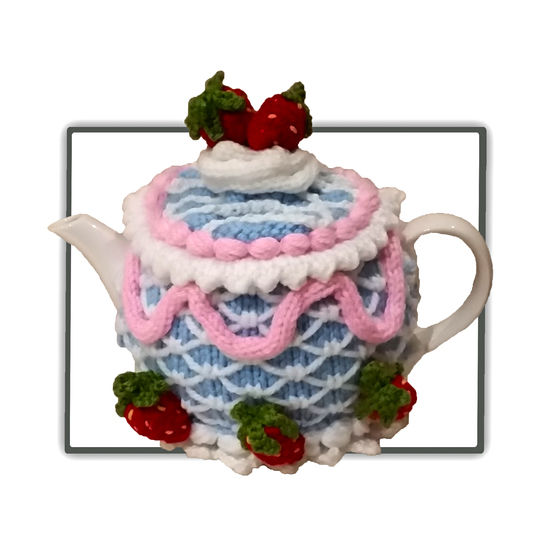 Iced Cake Tea Cosy at Makerist - Image 1