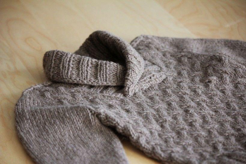 Gaston Child Sweater Knitting Pattern at Makerist - Image 1