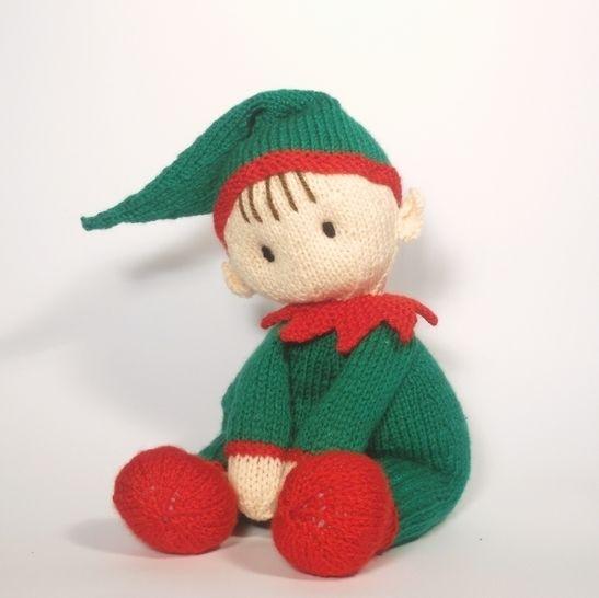Jo-Jo Cuddle Elf Doll at Makerist - Image 1