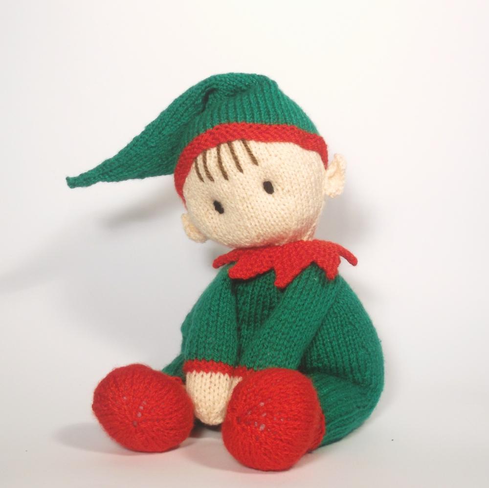 Jo-Jo Cuddle Elf Doll