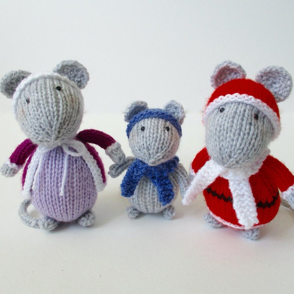 Festive Mice