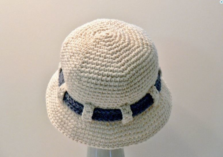 Sun Hat, Winter Hat - Newborn, Baby, Girl's, Boys Crochet Pattern at Makerist - Image 1