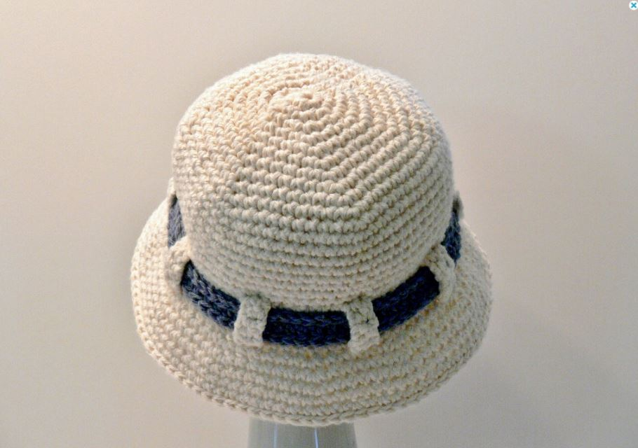 Sun Hat, Winter Hat - Newborn, Baby, Girl's, Boys Crochet Pattern