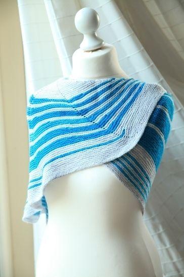Jokulsarlon Shawl - Knitting (en) bei Makerist - Bild 1