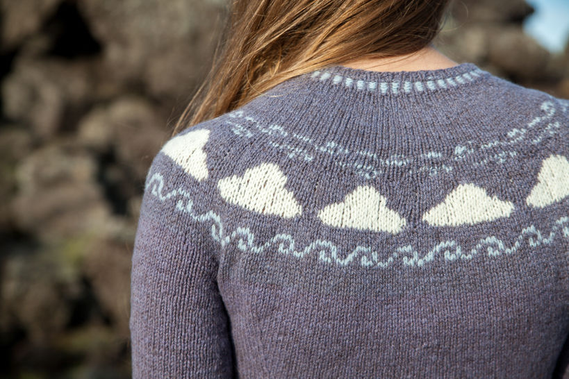 Vedur Short-Sleeved Jumper - Knitting (en) bei Makerist - Bild 1