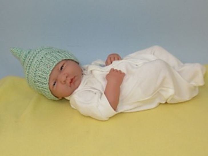 Just For Preemies Christmas Tree Beanie Hat at Makerist - Image 1