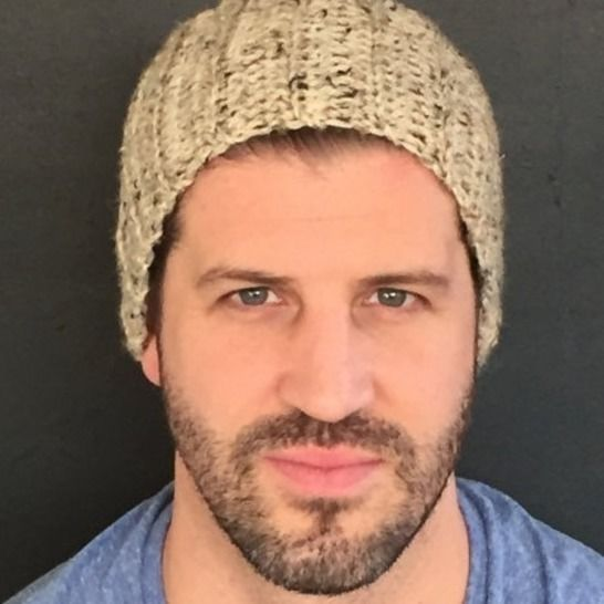 Crochet Hat Pattern Baby to Men RIBBED SLOUCH HAT at Makerist - Image 1