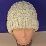 Easy Cable Unisex Beanie Hat