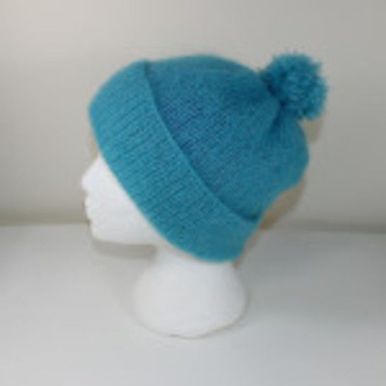 Party Angel Bobble Beanie Hat at Makerist - Image 1