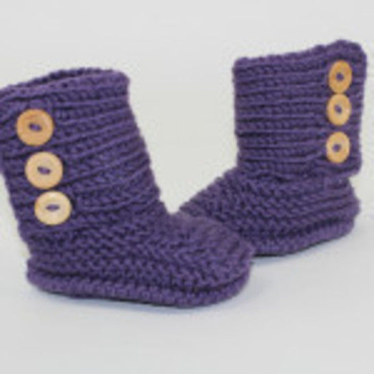 Baby Unisex Booties at Makerist - Image 1