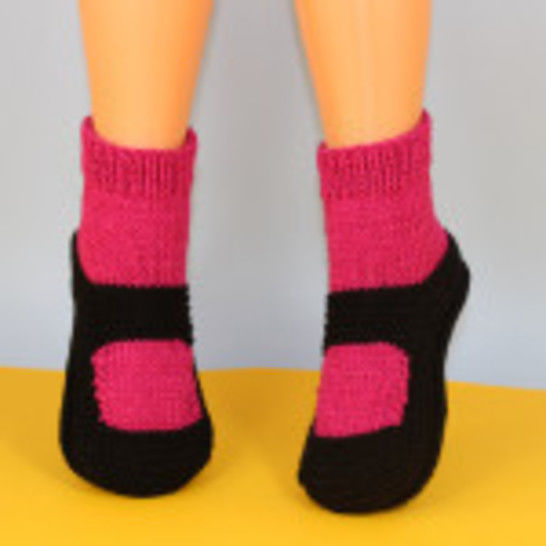 Childrens Sock Slippers at Makerist - Image 1