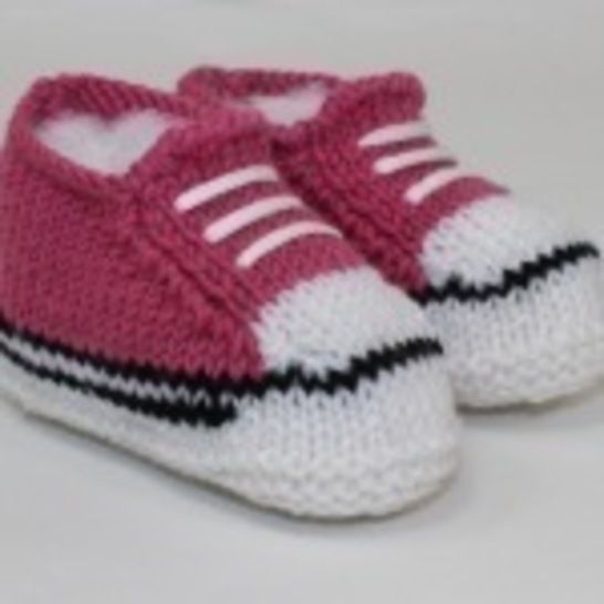 Easy Baby Basketball Booties at Makerist - Image 1