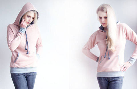 Winter-Sally - Hoodie für Damen eBook / Schnittmuster