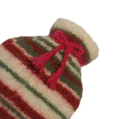Hot Water Bottle Cover knitting Patten