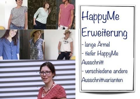 HappyMe Erweiterung (lange Ärmel und tiefer Ausschnitt) EBook