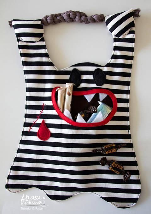 Trick or Treat Bag bei Makerist