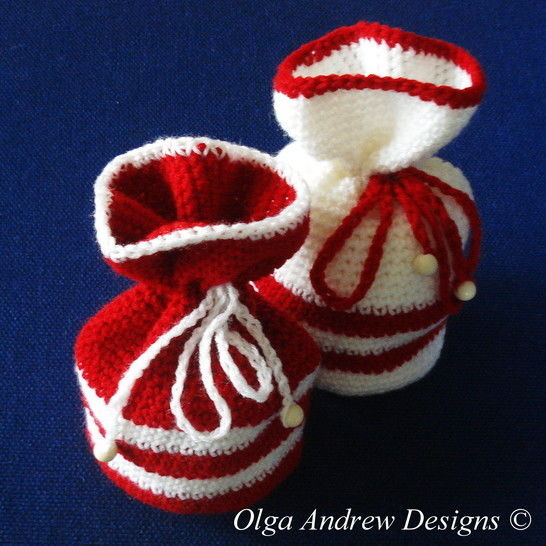 Christmas gift bags crochet pattern 011 at Makerist - Image 1