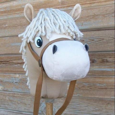 Cartoon Collection Stick Horse Hobby Horse