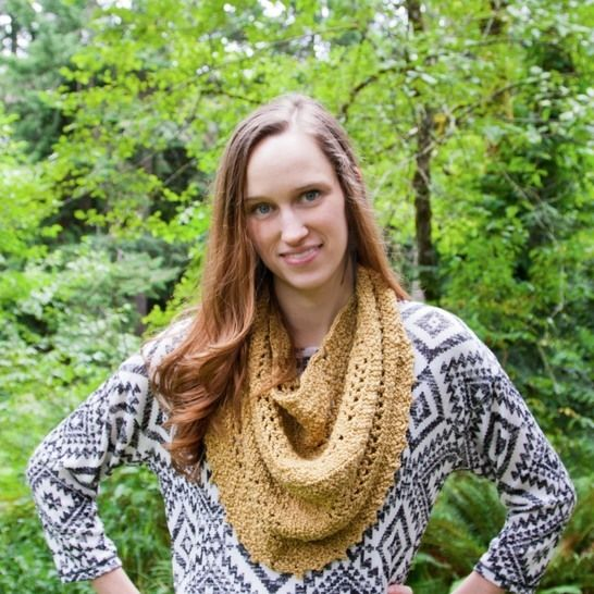 Adna Crochet Cowl at Makerist - Image 1