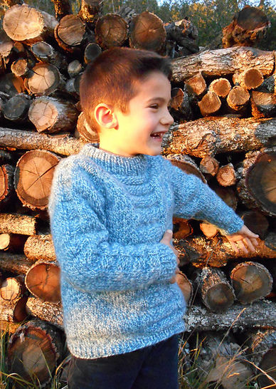 Ferj - sweater for children at Makerist - Image 1