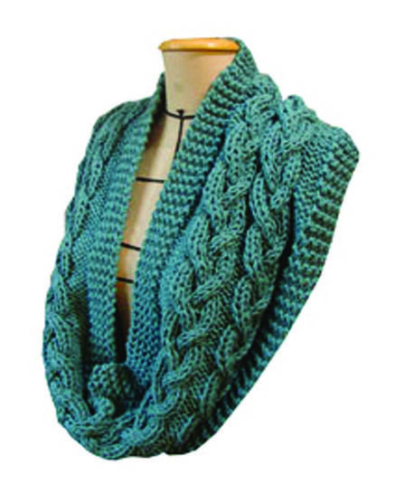 Snood Yaelle - tricot - adulte chez Makerist - Image 1