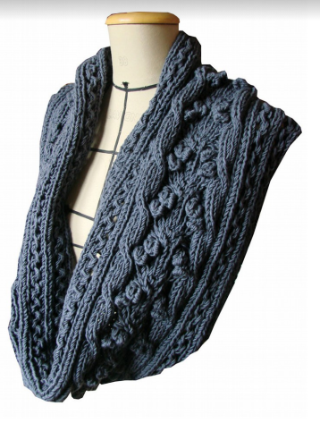 Snood Eireen - tricot - femme