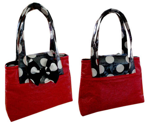 Girls Bag , Tote, Sewing Pattern with Video Tutorial at Makerist