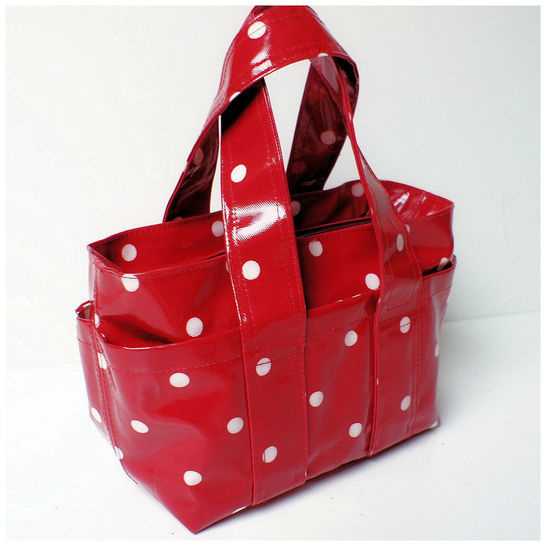 Handbag, Box Bag, Tote - Sewing Pattern at Makerist - Image 1