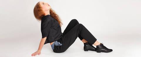 Schnittmuster und Anleitung Shirt und Hose Polly