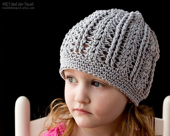 Beautiful Things Crochet Slouchy Hat Pattern at Makerist - Image 1
