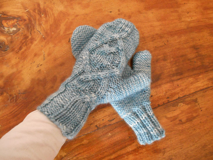 Amadare mittens at Makerist - Image 1