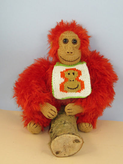 My Pet Baby Orangutan at Makerist - Image 1