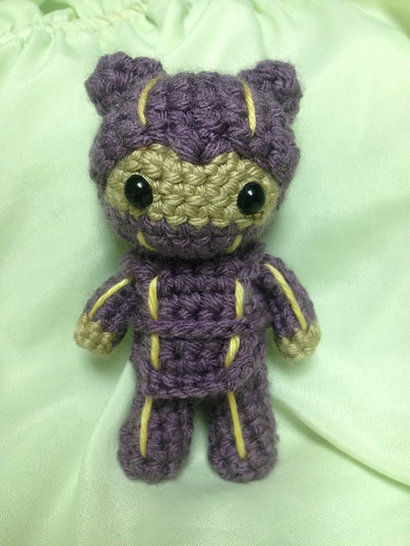 "Kennen ""League of Legends"" Amigurumi Doll at Makerist - Image 1"
