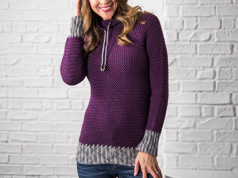 My Favorite Crochet Pullover Women