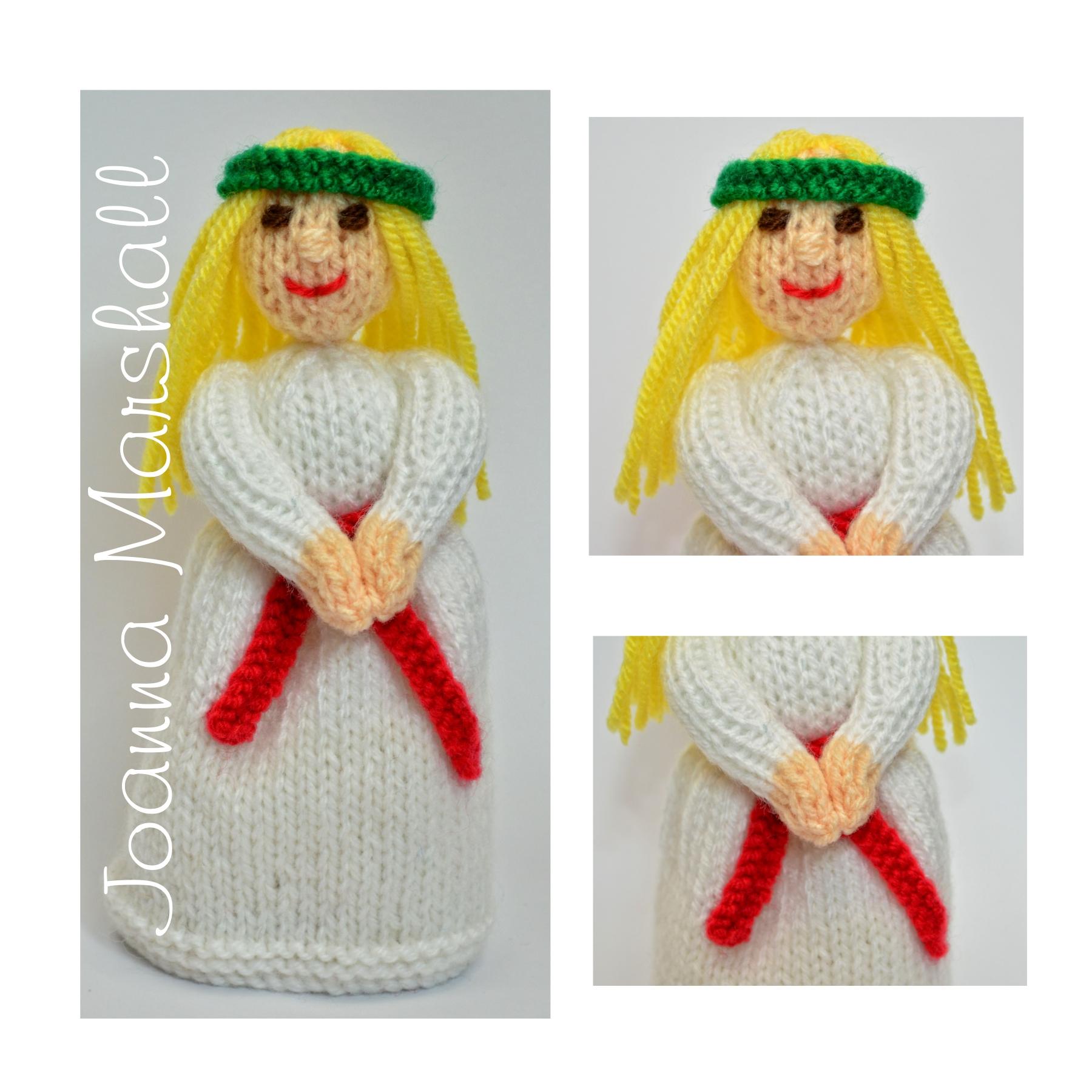 St Lucia Christmas Doll
