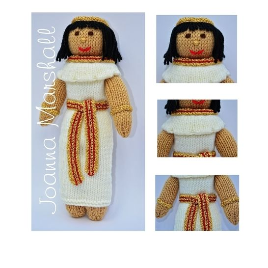 Ancient Egyptian Doll at Makerist - Image 1