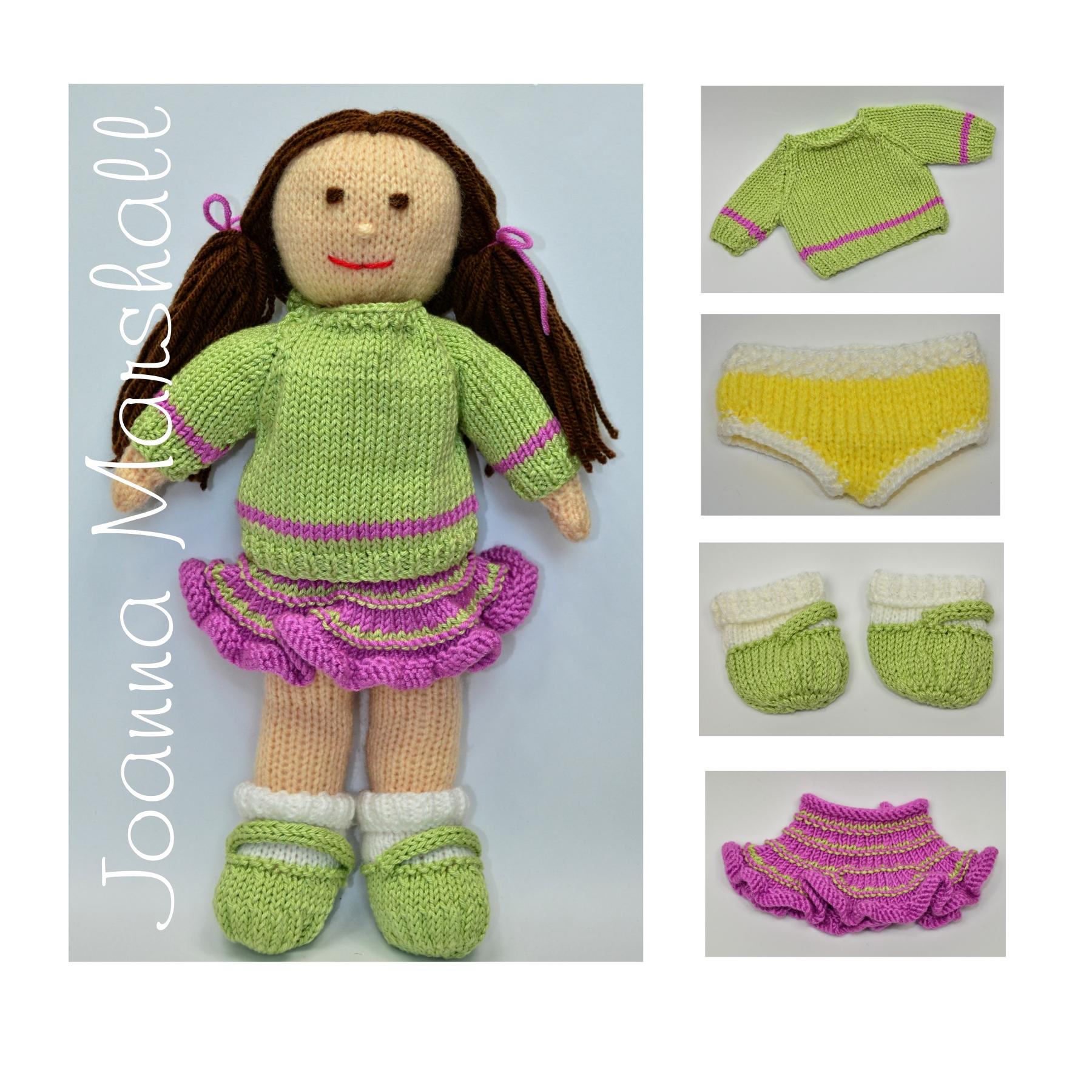 Jemima January Rag Doll