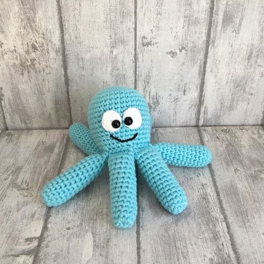 Crochet Pattern Octopus at Makerist - Image 1