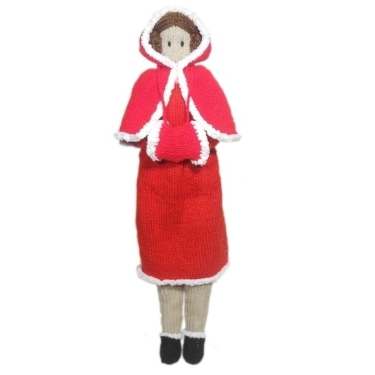 Milly Doll at Christmas Outfit at Makerist - Image 1