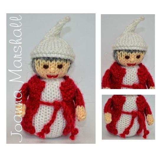 Ebenezer Scrooge - Christmas Carol Doll at Makerist - Image 1